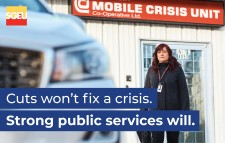 Cuts won't fix a crisis.