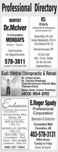 ECA Review Professional Directory