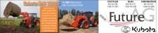 Kubota M6S Series at Future AG