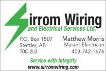 Sirrom Wiring and Electrical Services Ltd.