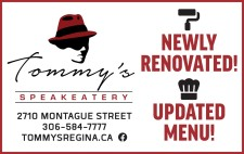Tommy's SPEAKEATERY